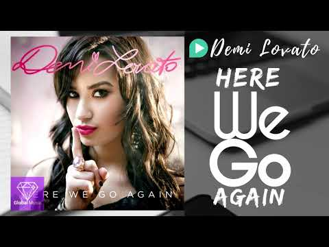 Demi Lovato - Here We Go Again (Karaoke With Backing Vocals)