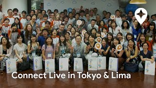 Connect Live is an event series for Google Local Guides that we kic...