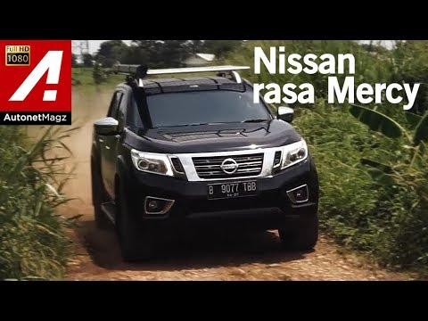 Nissan Navara Np300 Review Test Drive By Autonetmagz