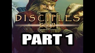 Disciples 2 Playthrough 1 ( Empire, Nyullokth's Vengeance ), Part 1
