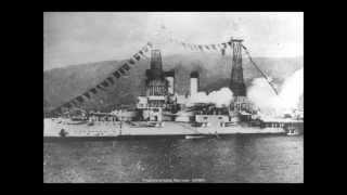 1905 USS IDAHO BB 24 lemnos information history facts