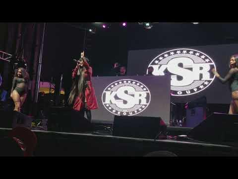 Cardi B - Lick (Day or Night, Houston, TX 12/16/2017) HD