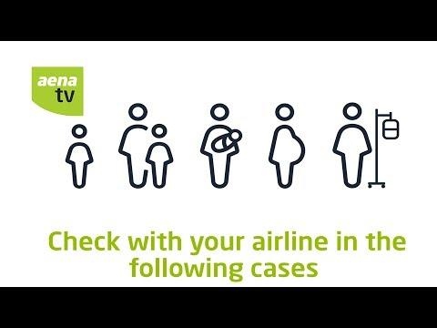 Aena | Special passengers