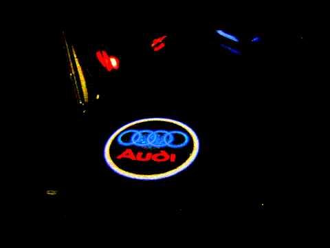 AUDI LED LOGO HD