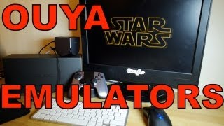 OUYA Review - EMULATORS & Retro Gaming - Does it Suck? - Pt3