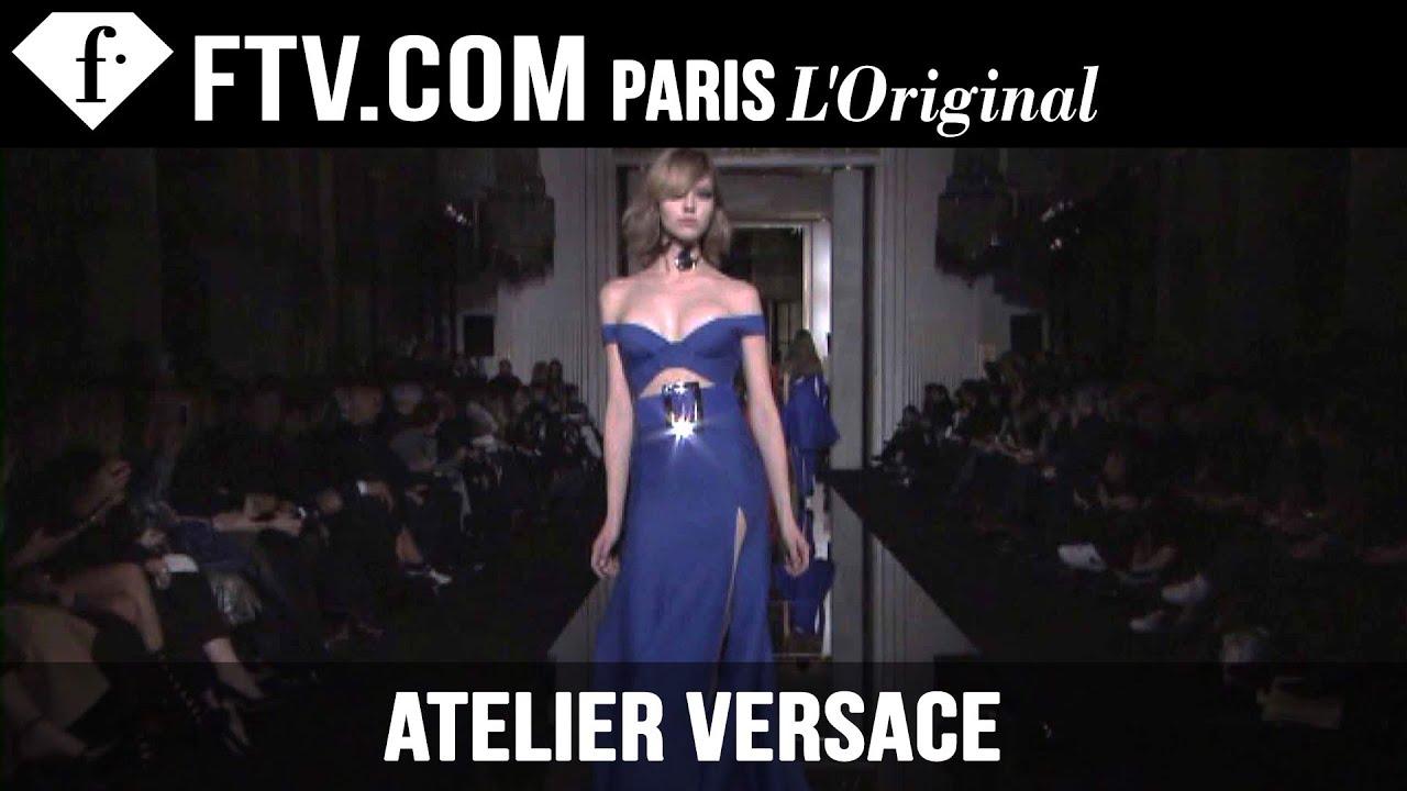 Atelier Versace Spring/Summer 2015