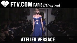 Atelier Versace Spring/Summer 2015 | Paris Couture Fashion Week | FashionTV