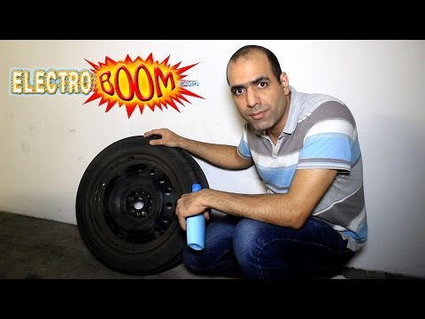 How to Repair a Flat Tire