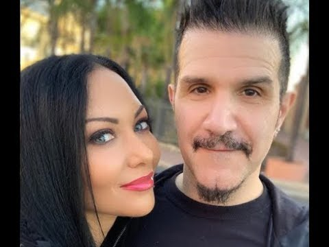 Butcher Babies Carla Harvey and Anthrax drummer Charlie Benante's romance goes public..!