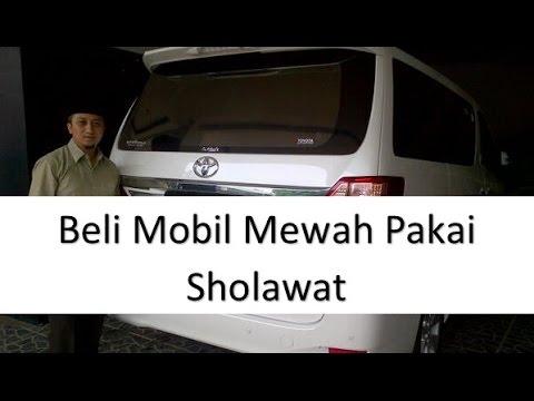 Heboh, Ust Yusuf Mansur Ajarkan Beli Mobil Mewah Pakai Shalawat