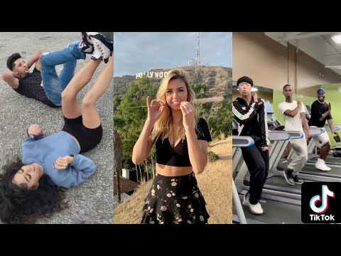 TikTok Challenges that are fun to do with Friends | Funny tik tok compilation video