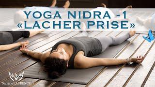 Yoga Nidra 1 - méditation guidée (34 mn)