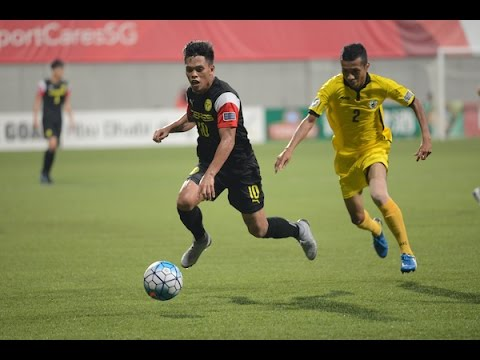 Tampines Rovers vs Ceres Negros FC (AFC Cup 2017 : Group Stage)