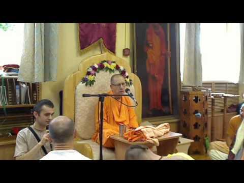 Шримад Бхагаватам 3.21.21 - Бхактивайбхава Свами