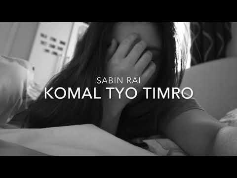 SABIN RAI    Komal Tyo Timro   FEMALE COVER