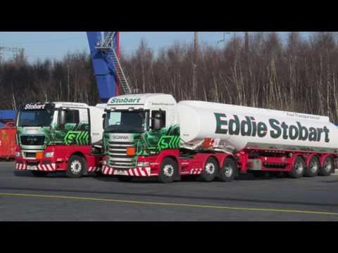 Eddie Stobart Tankers