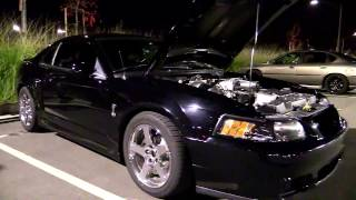 Terminator vs C5z, Cammed C6, 5th Gen 1LE and SS Camaro