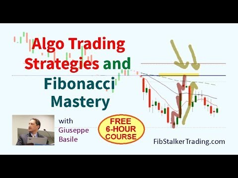 Algo Trading Strategies & Fibonacci Mastery + Free 6-Hour Course with Giuseppe Basile