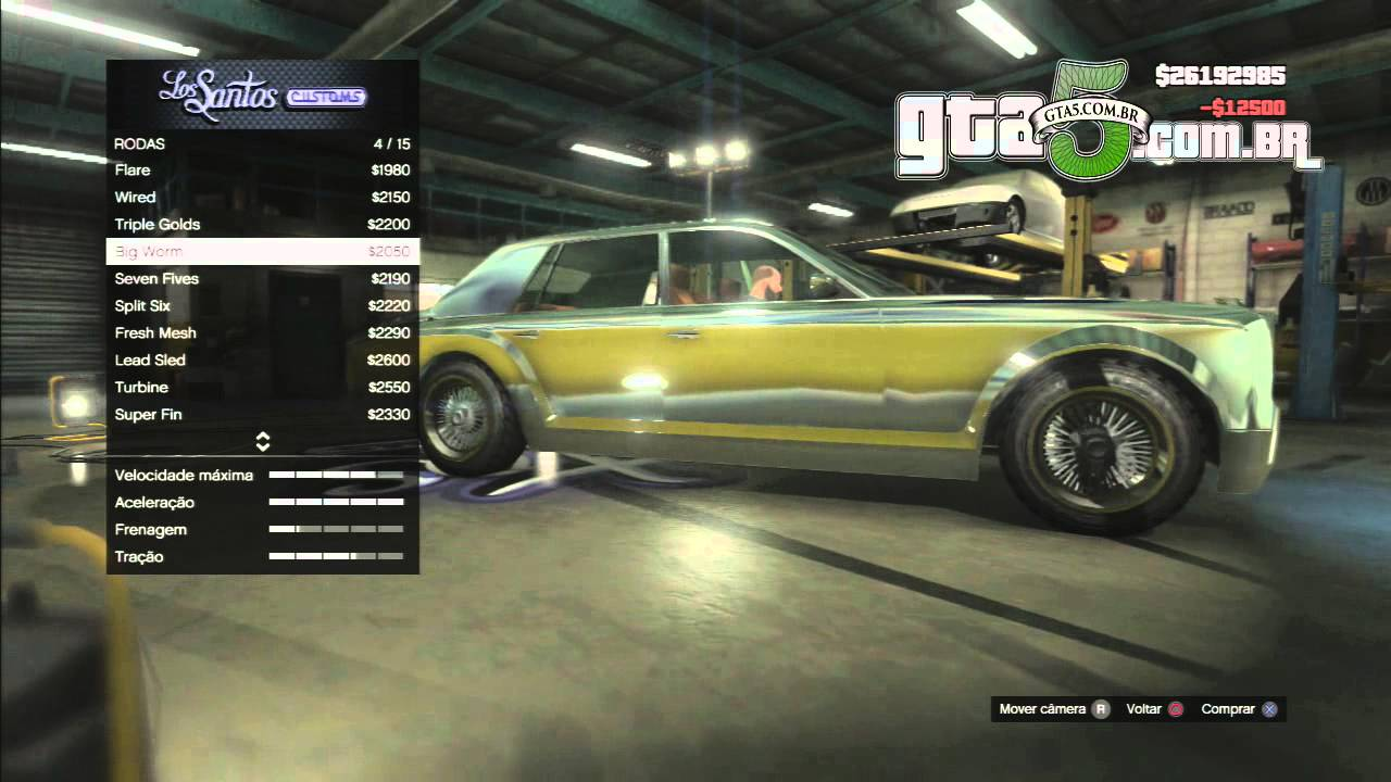 Enus Super Diamond GTA V - YouTube