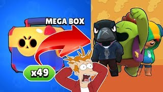 49 MEGABOX OPENING! YOU WILL BE SHOCKED!!