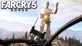 Rozwalanie pomnika! | Far Cry 5 (#8)