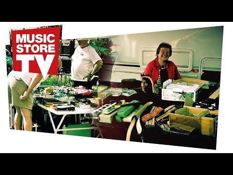 MUSIC STORE Musiker Flohmarkt 2015