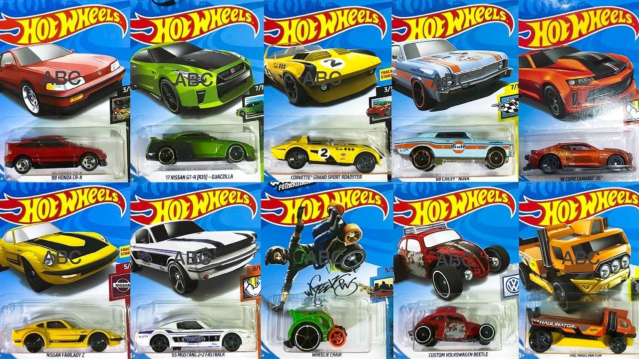 new 2019 c case hot wheels cars youtube. Black Bedroom Furniture Sets. Home Design Ideas