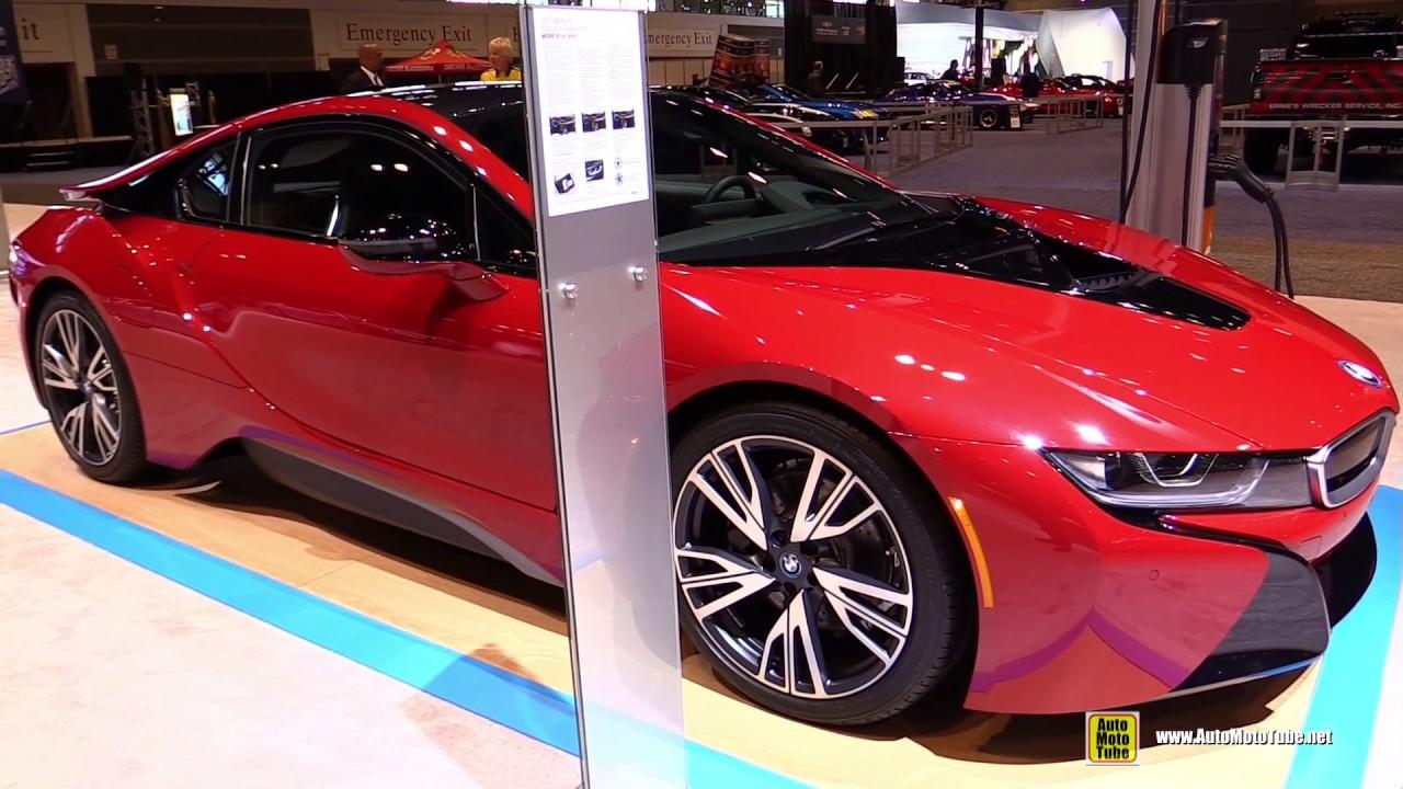 I8 Exterior: 2017 BMW I8 Protonic Red Edition