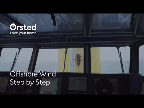 Offshore Wind Step by Step