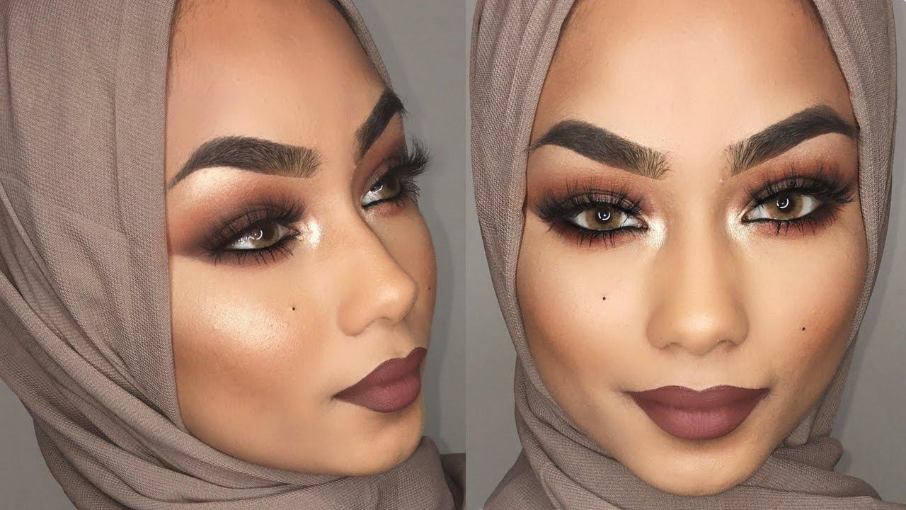 smokey eye makeup for brown eyes and tan skin | kakaozzank.co