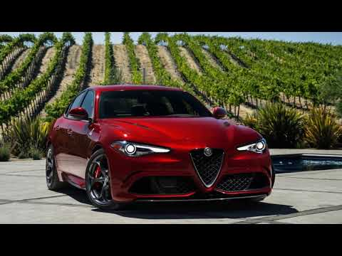 The 2018 Alfa Romeo Giulia Presents Plenty Of Compelling Reasons REVIEW