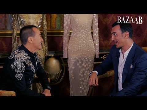 Rami Al Ali Interviews Julien Macdonald About Fashion, Business And Dressing Celebrities