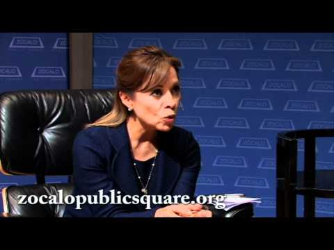 Josefina Vazquez Mota Says She Cares About the Poor
