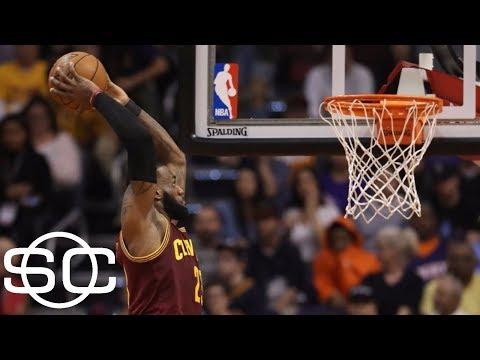The best dunks of LeBron James' career | SportsCenter | ESPN