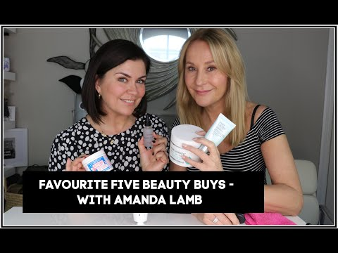 BEST BEAUTY BUYS - WITH AMANDA LAMB