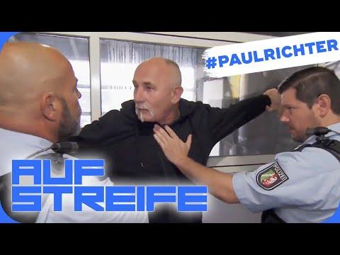 Notruf aus Autowaschanlage! Angriff mit Messer & Waffe   #PaulRichterTag   Auf Streife   SAT.1