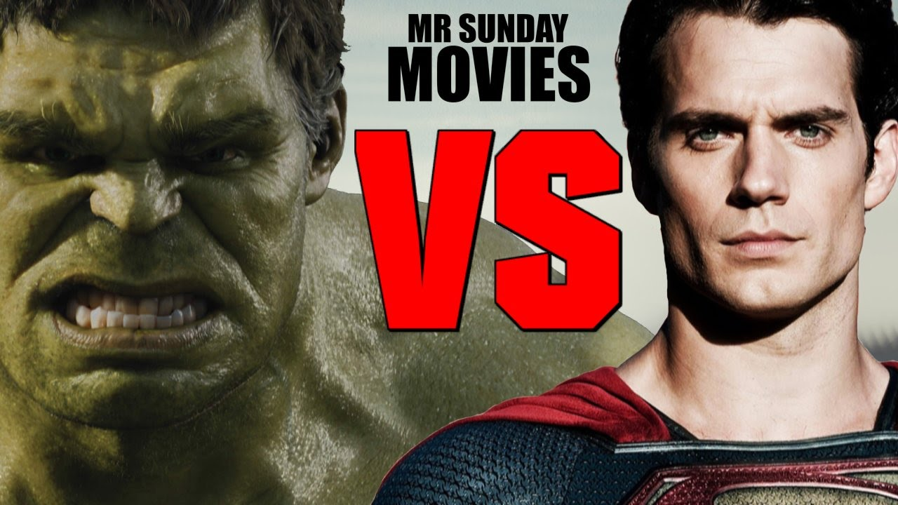 Download SUPERMAN VS. THE HULK - Who Would Win?
