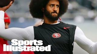 the issue with colin kaepernick   mmqb   sports illustrated