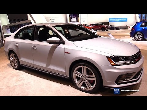 2017 Volkswagen Jetta GLI - Exterior and Interior Walkaround - 2017 Chicago Auto Show