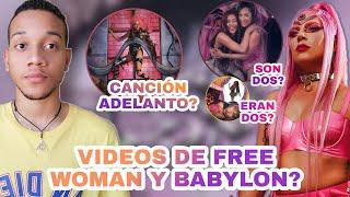 Baixar Nueva canción de CHROMATICA?, VIDEOS FREE WOMAN Y BABYLON? | Nathan Prince