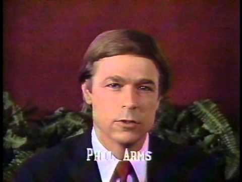 Tv Evangelist Phil Arms Denounces Dancing 1989 Youtube