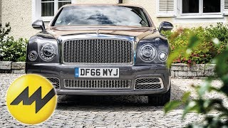 Exceptional Luxury Automobiles | Bentley Mulsanne EWB | Motorvision