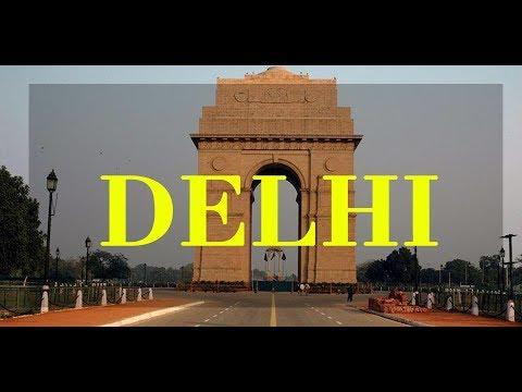DELHI-The Cepital of India