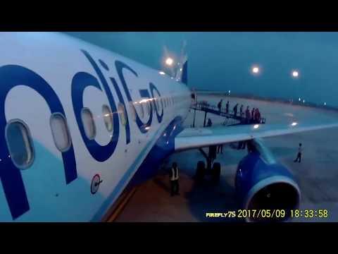 Flight review: IndiGo 6E 994 Kolkata - Bengaluru (A320-214) + Turbulence post takeoff