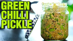 Nice Recipes- Instant Green Chilli Pickle