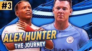 #3 Alex Hunter - BRATERSKIE STARCIE.. [PEŁNA WERSJA FIFA 19]