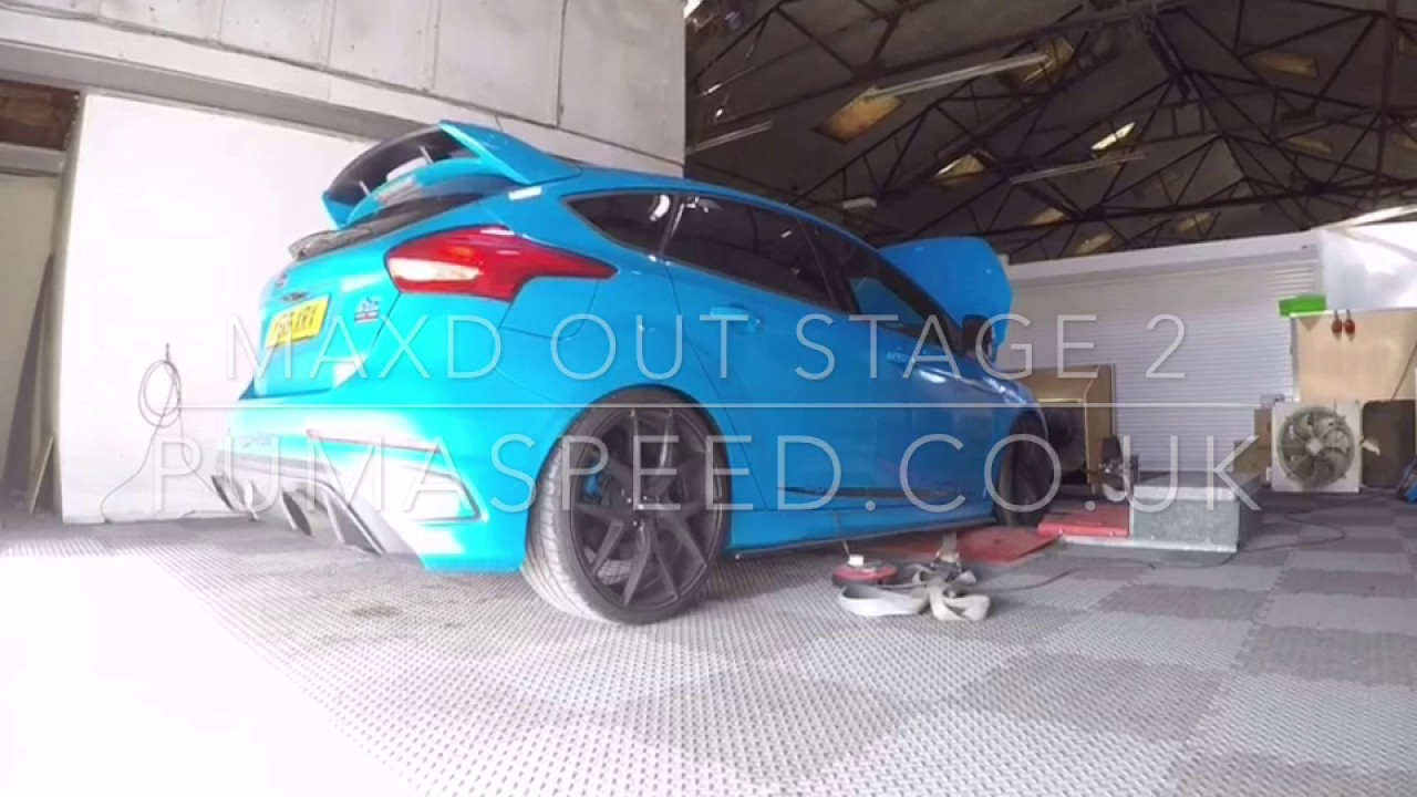 Focus rs stage 2