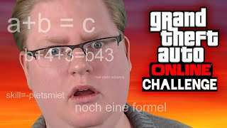 SKILL TEST! 🎮 GTA Grand Theft Auto Online Challenge #235