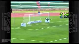 Necaxa vs Mineros Zacatecas 0-1 -  Gol a Los 4 Segundos