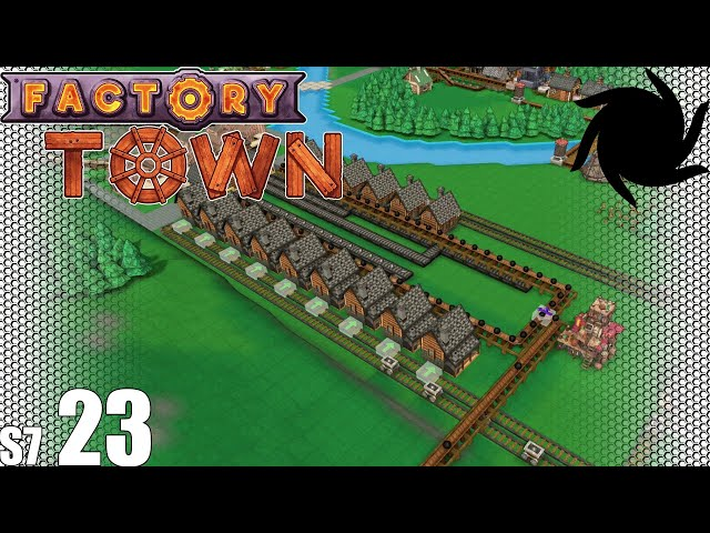 Factory Town - S07E23 - Minecart Iron Delivery